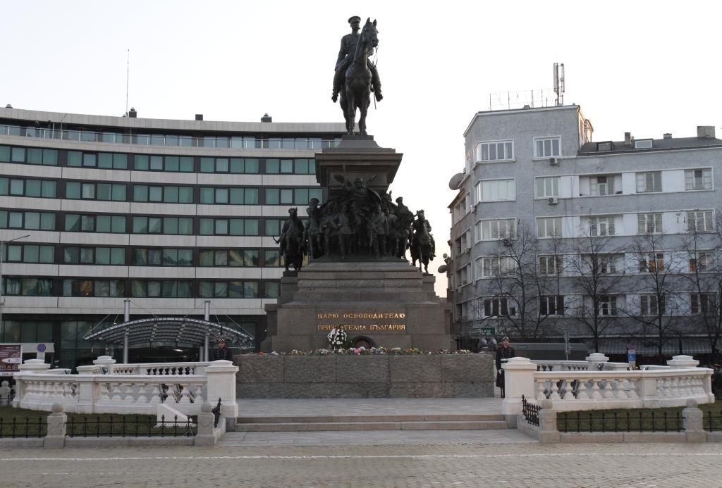 Паметник Цар Освободител Александър II