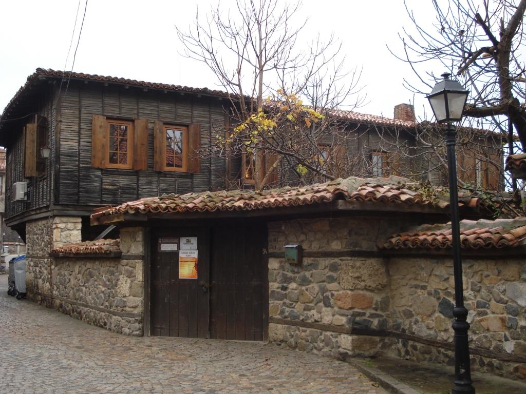 "Къща ""Тракийски хан"", град Созопол"
