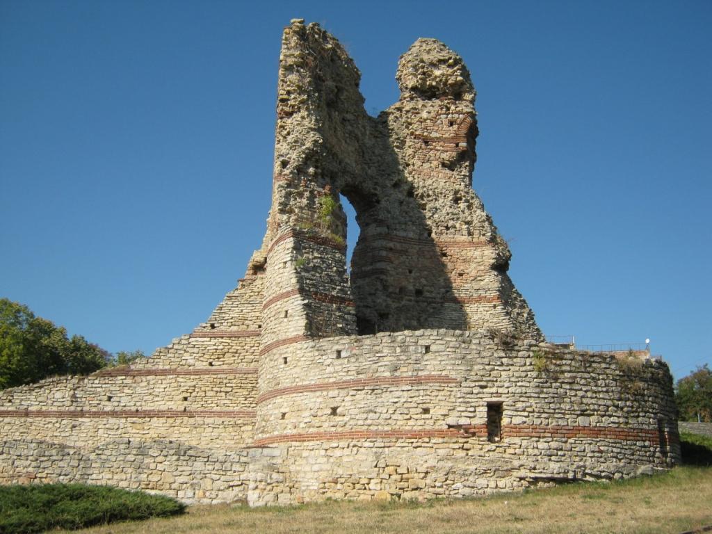 Римски военен пост Кастра Мартис, град Кула