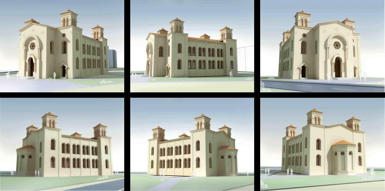 Проект за възстановяване на синагогата във Видин