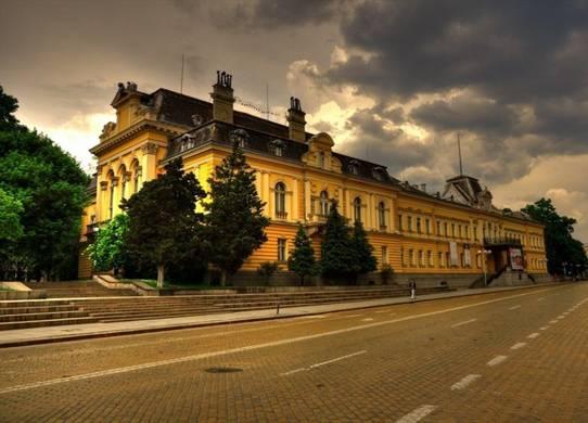 Национален музей на българското изобразително изкуство, град София