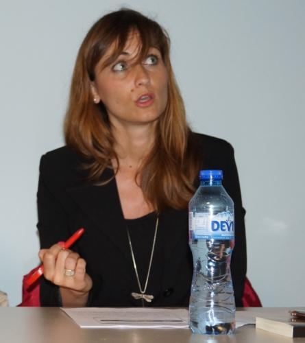 Г-жа Силвия Балмас