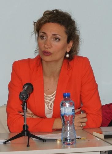 Г-жа Мария Орехас