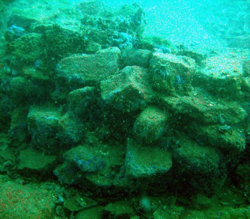 Подводни снимки от Созопол