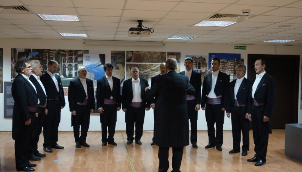 "Камерен ансамбъл ""Йоан Кукузел Ангелогласния"""