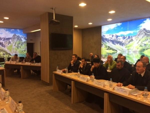 """Председателя на Фондация """"Созопол"""" и други участници в срещата-дискусия"""