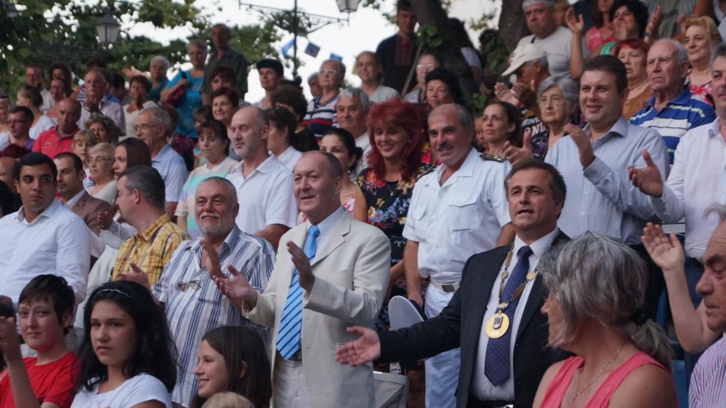 """Председателят на Фондация """"Созопол"""" получи признание за дейността си, като беше удостоен със званието """"Почетен гражданин"""" на Община Созопол"""