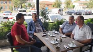 Der Besuch von Herrn Kiril Arnautski war äußerst erfolgreich